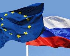 ЕС РФ флаг