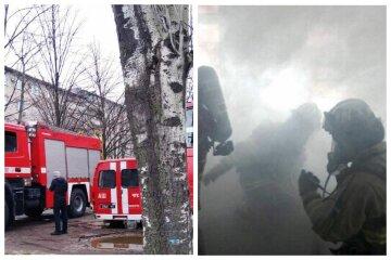 Теплотраса загорілася в Одесі, з'їхалися рятувальники: що відомо про постраждалих
