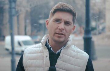 """Эпатажный ведущий шоу """"Маска"""" Остапчук ошарашил украинцев, показав свое первое тату: """"Вот такая любовь…"""""""