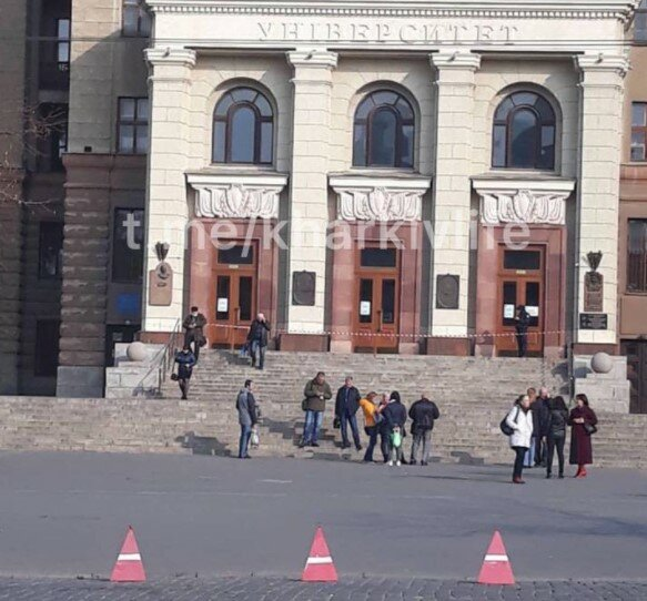 ЧП в центре Харькова: слетелись спецслужбы, началась срочная эвакуация людей, подробности и фото