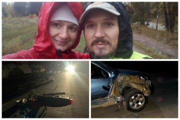 """П'яний водій збив байкера на очах у коханої, чоловік не вижив: """"Це була їхня річниця"""""""