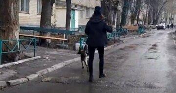 Домашній тиран відправив мешканку Одещини замерзати на мороз, дісталося також поліцейському: відео з місця