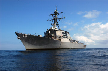 эсминец Военно-морских сил США Porter корабль