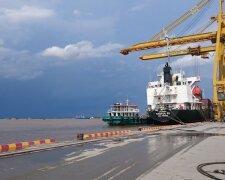 порт Лотос Вьетнам