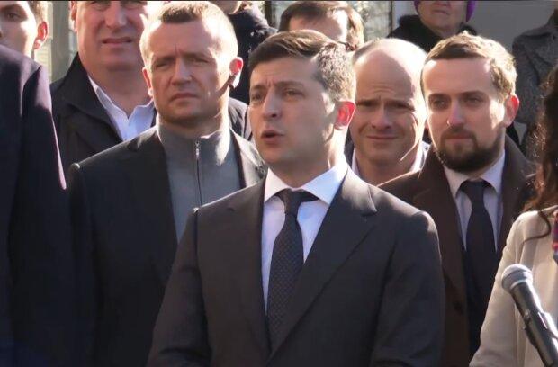 """""""Це дико"""": Зеленський знову зчепився з """"розбійником"""" Годунком, перепалку зняли на відео"""