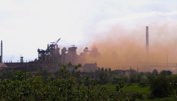 дым, смог, экология