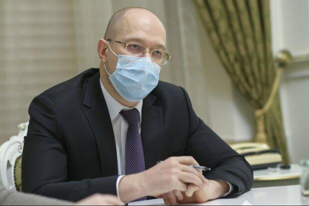 Денис Шмыгаль, карантин