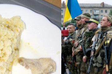 """""""А куда идут деньги с военного сбора?"""": украинцам показали, чем кормят защитников на фронте"""