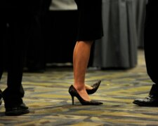туфли, ноги женщина