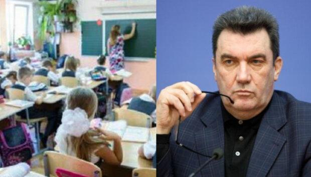 """Початок навчального року в Україні: в РНБО зробили термінову заяву, """"більшість шкіл доведеться..."""""""