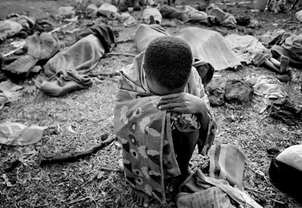 Руанда геноцид Африка