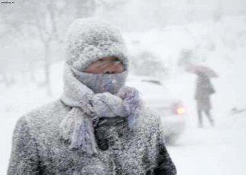 «Он парень молодой и бойкий»: украинцам рассказали, на сколько в стране задержится снежный циклон