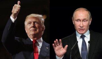 Трамп Путин 2