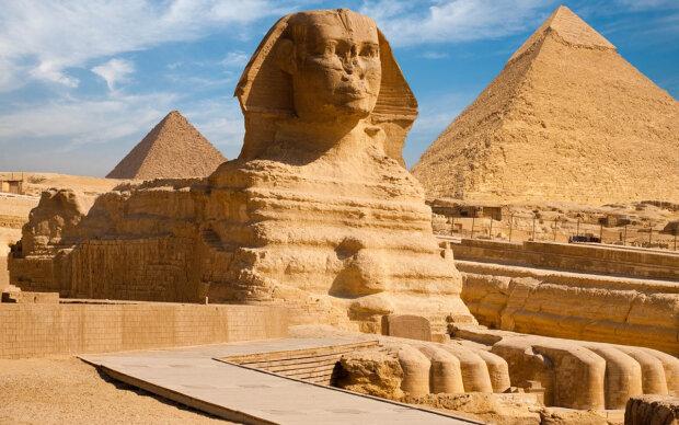 египет, сфинкс