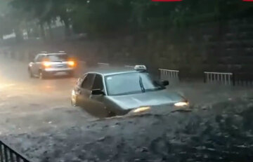 ливень, дождь