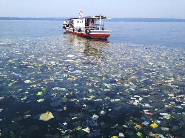 сміття, світовий океан, відходи, забруднення