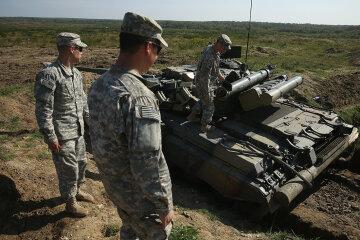 «Rapid Trident» Military Exercises In Western Ukraine