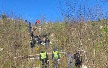 Тіло людини знайшли в сумці: перші подробиці моторошної НП в Києві