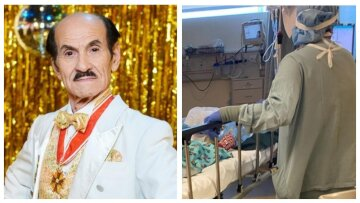 Маленький внук Чапкиса перенес операцию, измученная мама показала фото: «Действительно плохо…»