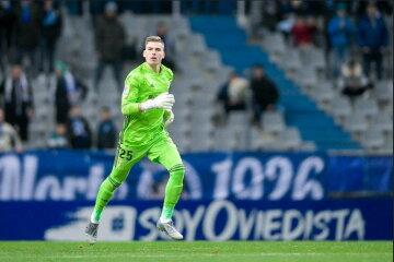 Андрій Лунін став кращим гравцем в Іспанії: знадобилося три матчі