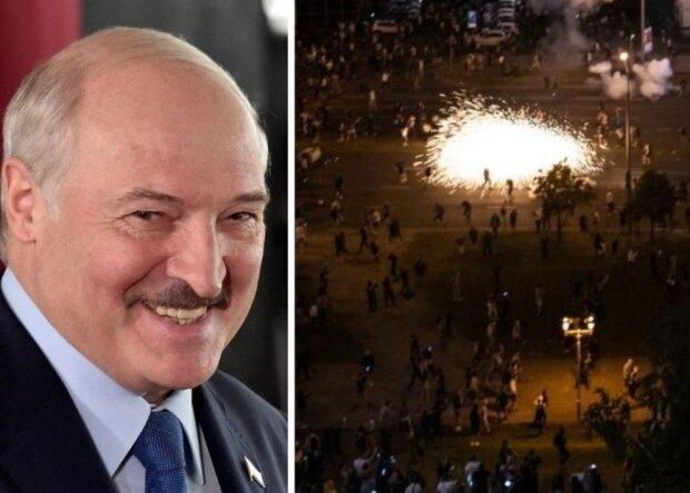 лукашенко, протест