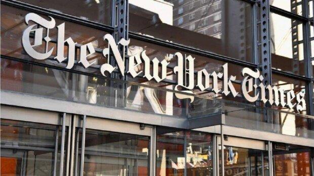 """The New York Times зробив непоправне, гримить скандал: """"грають на користь російській пропаганді"""""""