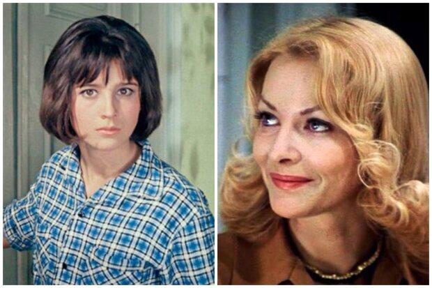 Брыльська, Варлей, Фрейндлих и другие суперзвезды советских фильмов постарели до неузнаваемости: фото тогда и сейчас