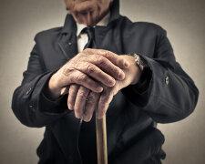 пенсионер, дед