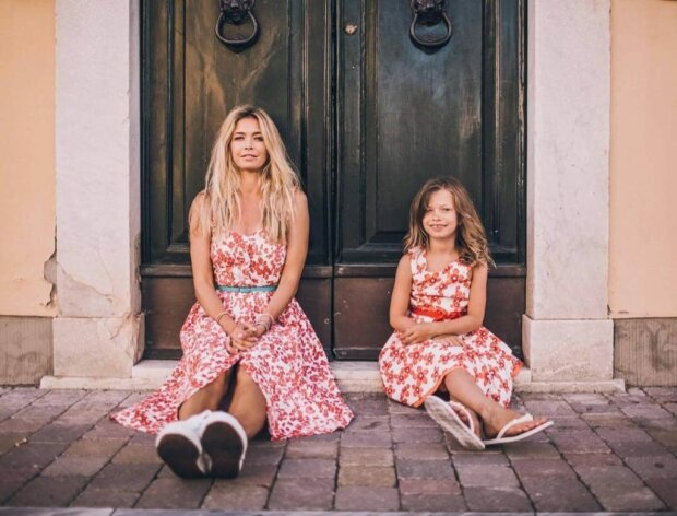 """Брежнєва показала, як виросла її молодша дочка, неймовірні фото: """"Майбутня ВІА Гра"""""""