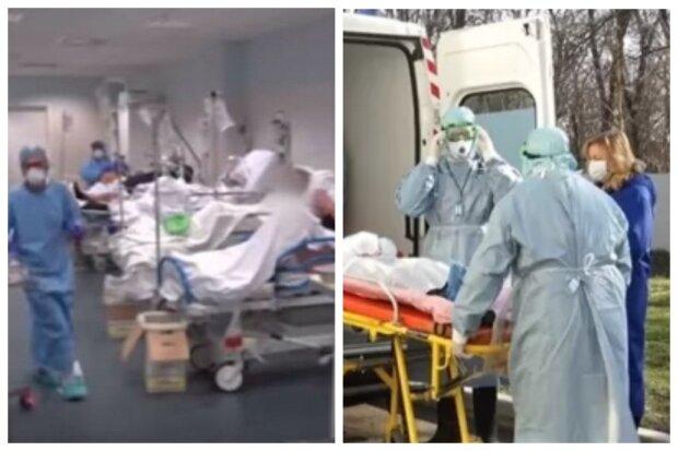 """Вірусний колапс в Одесі, медики зробили нову заяву: """"всіх пацієнтів почали направляти..."""""""