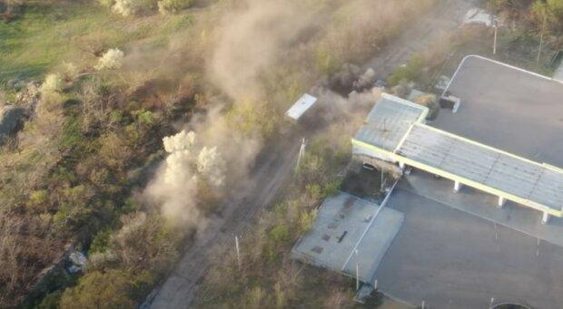 ЗСУ залишили бойовиків без важливого підкріплення: відео атаки і деталі спецоперації
