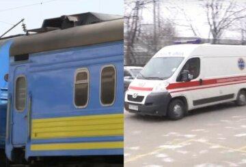 Нетвереза українка потрапила під потяг, все закінчилося трагічно: кадри з місця НП