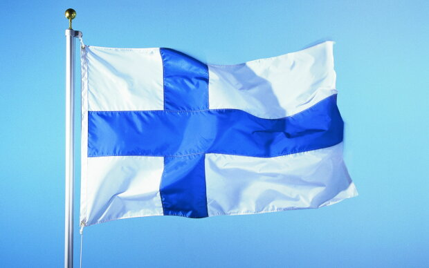 финляндия флаг