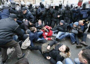 протест митинг силовики бунт