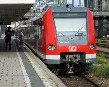поезд германия мюнхен бавария