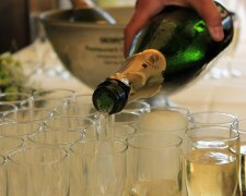 Алкоголь шампанское