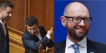"""""""Слуг народа"""" застукали за скандальными планами в Раде, Яценюка хотят вернуть: """"Президент пойдет на это?"""""""