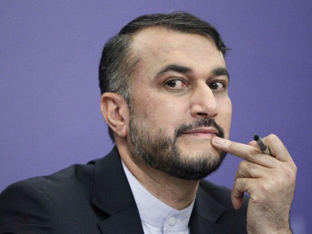 замминистра иностранных дел Ирана Хоссейн Амир Абдоллахийан