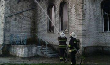 Церковь сгорела дотла: жуткое ЧП произошло на Киевщине, кадры с места