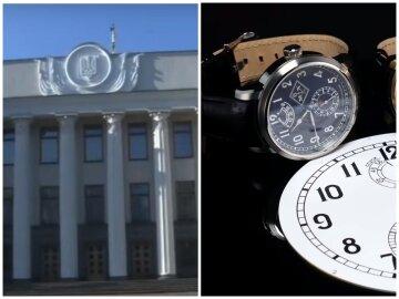 Переведення годин, фото: колаж Politeka