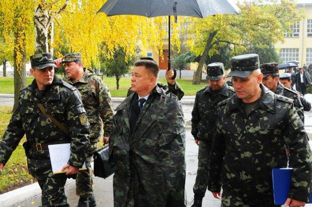 Павел Лебедев экс-министр обороны Украины
