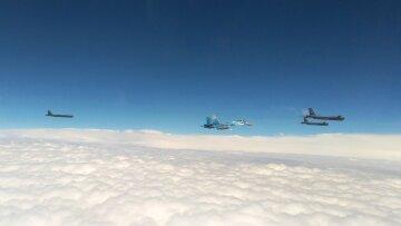 """Бомбардувальники НАТО з'явилися над Україною, в Кремлі переполох: """"Навіть у страшному сні не могло…"""""""