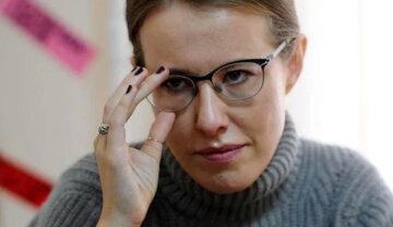 Ксенію Собчак побив коханий, в справу втрутилася поліція: Він почав мене бити, я побігла