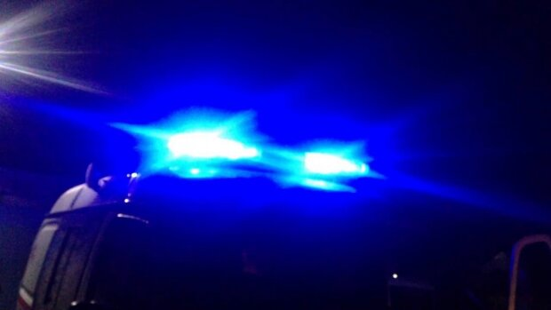 полиция скорая