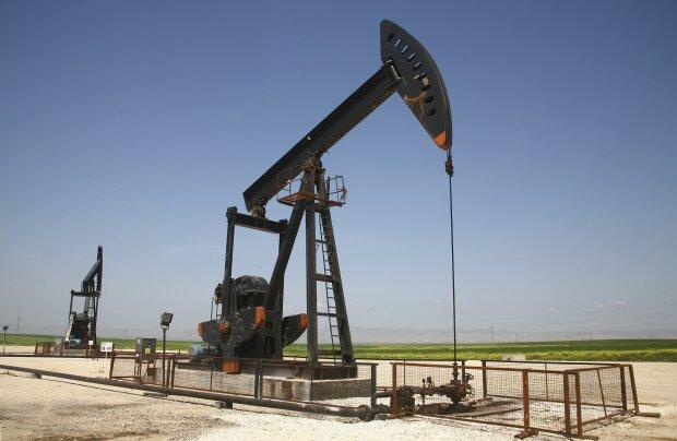 нефть ИГИЛ нефтяная вышка