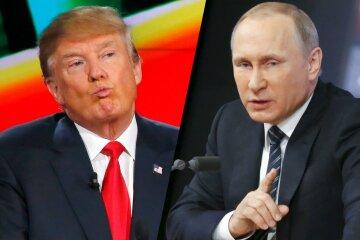 Ракетный удар по Сирии: Путин и Трамп назвали кардинально разные причины — видео