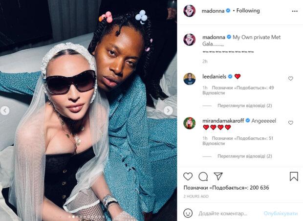 63-летняя Мадонна в корсете и фате ошеломила перекроенным лицом: «Не узнать»