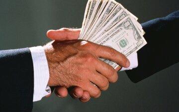 коррупция,