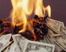 доллар, деньги, курс