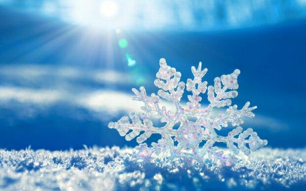 зима декабрь праздник